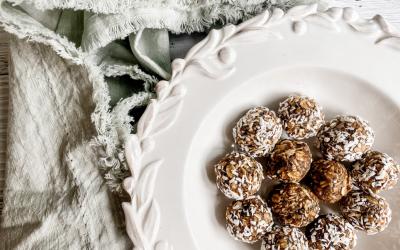 Nut-Free Kids Protein Balls