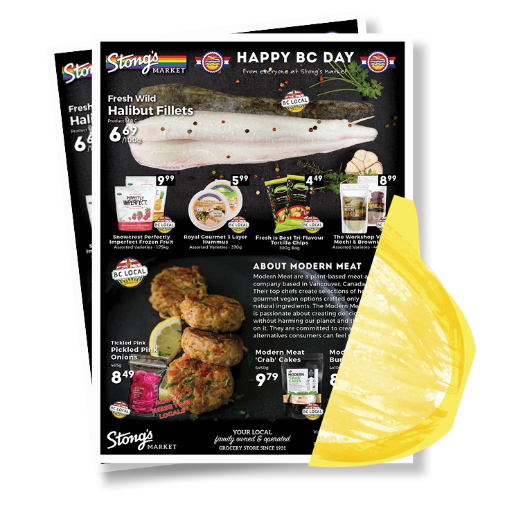Stong's Grocery Store Flyer