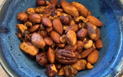 Roasted Nuts & Herbs